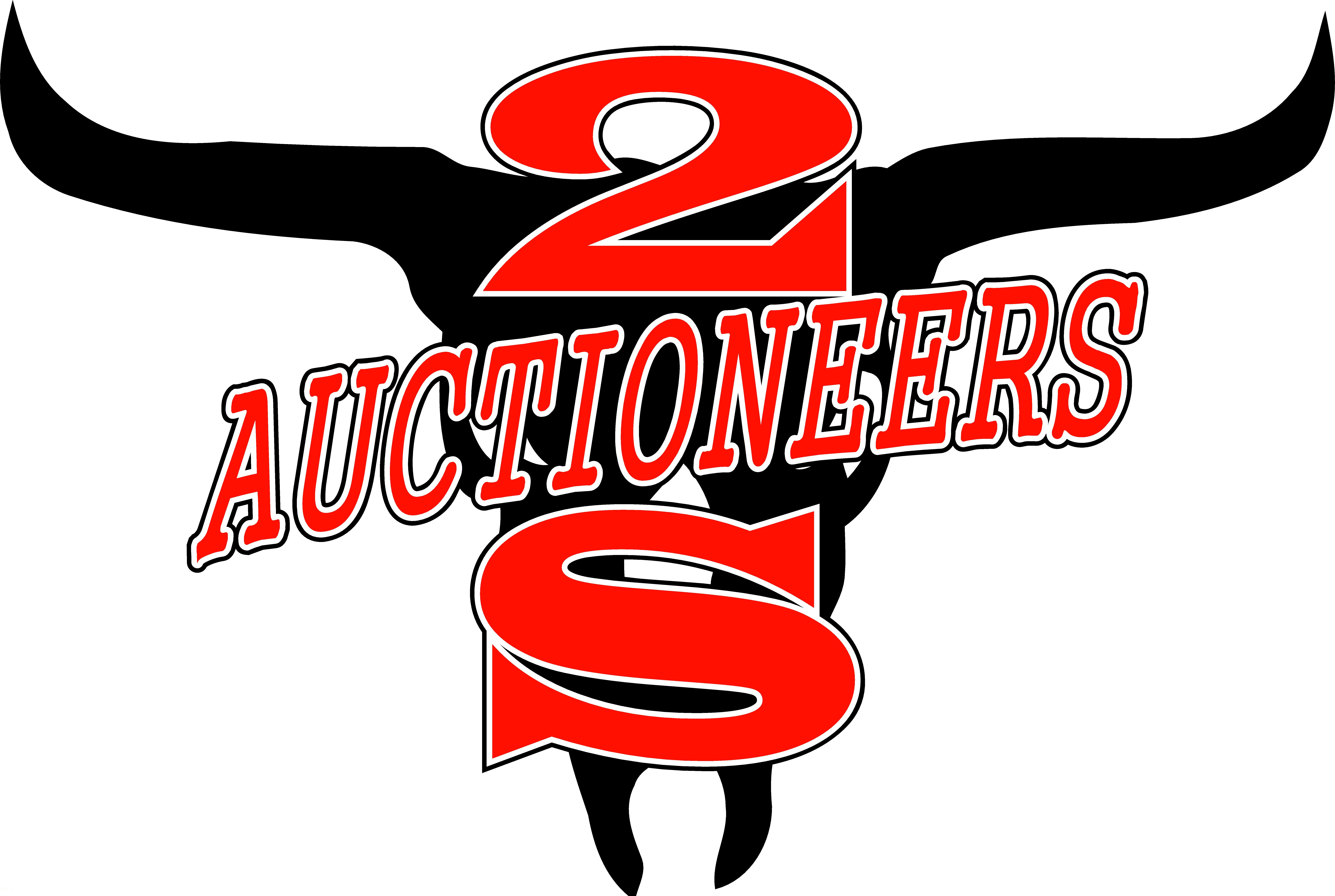 2S Auctioneers logo