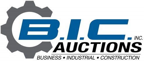 B.I.C. Auctions, Inc. logo