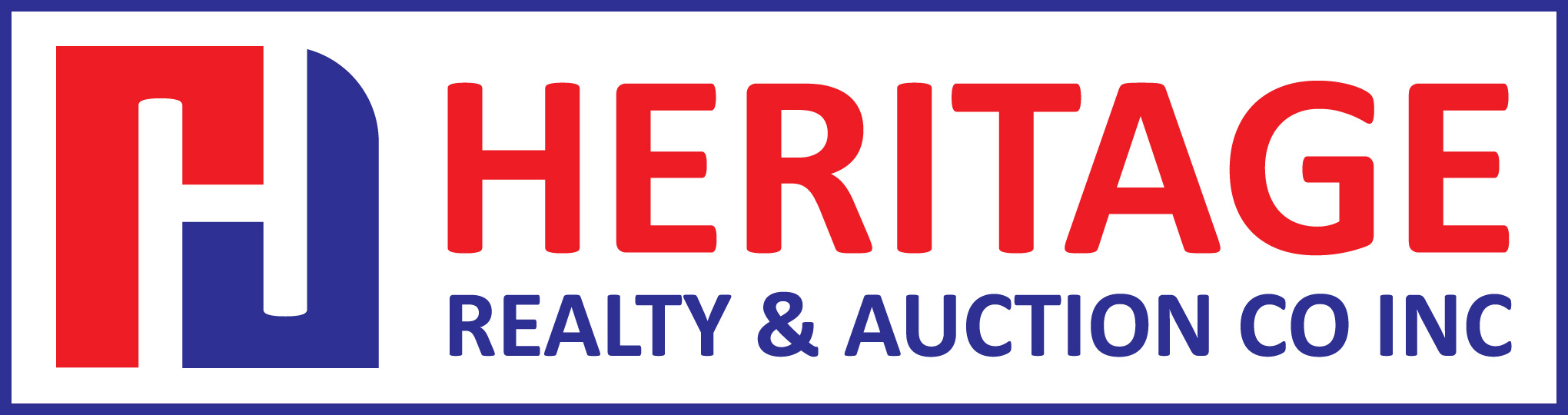 Heritage Realty & Auction Co Inc logo