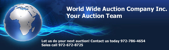 World Wide Auction Company logo