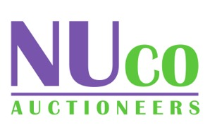 NUco Auctioneers logo