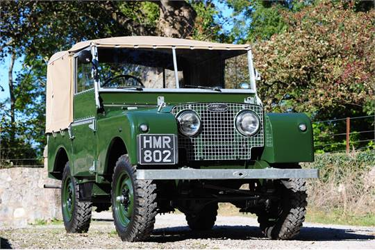 Series 1 Land Rover Engine 1951 Land Rover Series 1