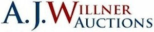 AJ Willner Auctions logo