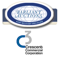 Barliant Auctions, Inc. / Crescent Commercial Corporation  logo