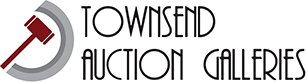 Townsend Auction Galleries logo