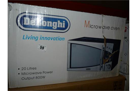OVERSEAS USE ONLY DeLonghi EC410B Living Innovation