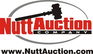 Nutt Auction Company logo