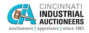 Cincinnati Industrial Auctioneers logo
