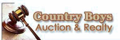 Country Boys Auction & Realty Co., Inc logo