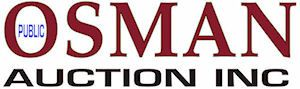 Osman Auction Inc logo