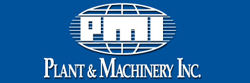 Plant & Machinery Inc. logo
