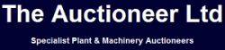 BUSINESS & TRADE TIMED ON-LINE SALE: Construction, Agricultural & Industrial  Machinery.