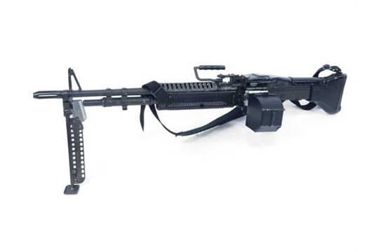 M60 For Sale >> Deactivated American M60 Light Machine Gun 7 62 Mm 22 Inch