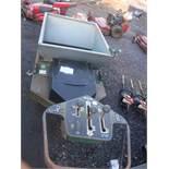 TURFCO METE-R-MATIL TOP DRESSER PRODUCT CODE - 85417E