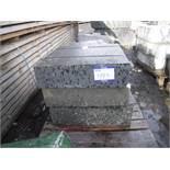 SQUARE TEXT BLOCK 750x750x200mm x3