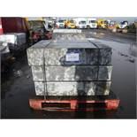 GRANITE CHAMFERED BLOCK 990x400x200 x6