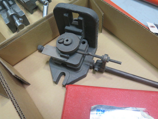 Lot 31 - Drill Jig and Hand Punch