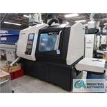 DMG MORI MODEL SPRINT 32/8 SWISS CNC TURNING CENTER; S/N 8107000108B, FANUC 32i-MODEL B CONTROL, 2-
