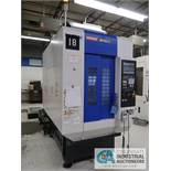 BROTHER MODEL SPEEDIO M140X2 FIVE-AXIS CNC VERTICAL MACHINING CENTER; S/N JPN112859, BROTHER CNC