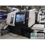 DMG MORI MODEL SPRINT 32/8 SWISS CNC TURNING CENTER; S/N 8107000192B, FANUC 32i-MODEL B CONTROL, 2-