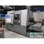 DMG GILDEMEISTER MODEL SPEED 20-11 LINEAR 11-AXIS SWISS CNC TURNING CENTER; S/N 8085012057B, FANUC