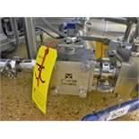 """3-way valve, s/s, 2""""-CF8M 1000WOG"""