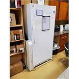 Electrolux 20.5 cu ft upright freezer, model FFUH21F2NWA