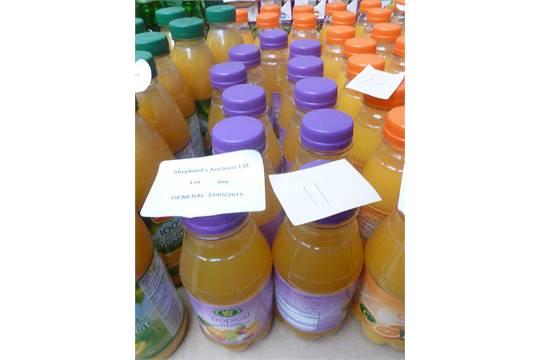 11x 330ml Bottles of Juice tree Tropical Juice best before