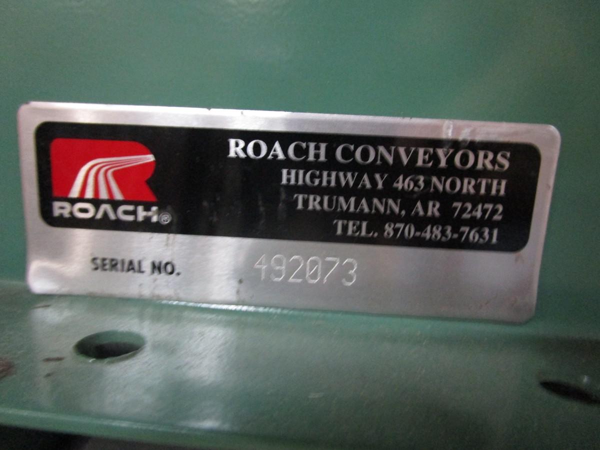 "18"" x 15' Power Conveyor with Roller Conveyor | Rig Fee: $100 - Image 4 of 6"