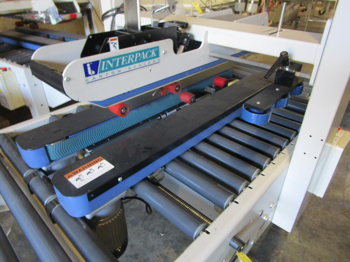 Interpack USA 2024-SB Top and Bottom Case Sealer s/nTM09407B04 | Rig Fee: $100 - Image 2 of 4
