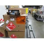 (6) Boxes Videojet Ink Cartridges, V-410D | Rig Fee: $0