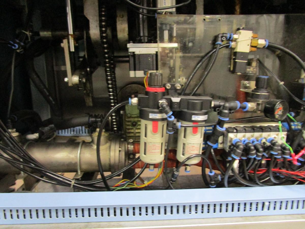 2013 JDA Packaging Equipment Super 30 Automatic Tube Filler s/n 150113, Conveyor, Hopper | Rig Fee: - Image 6 of 12