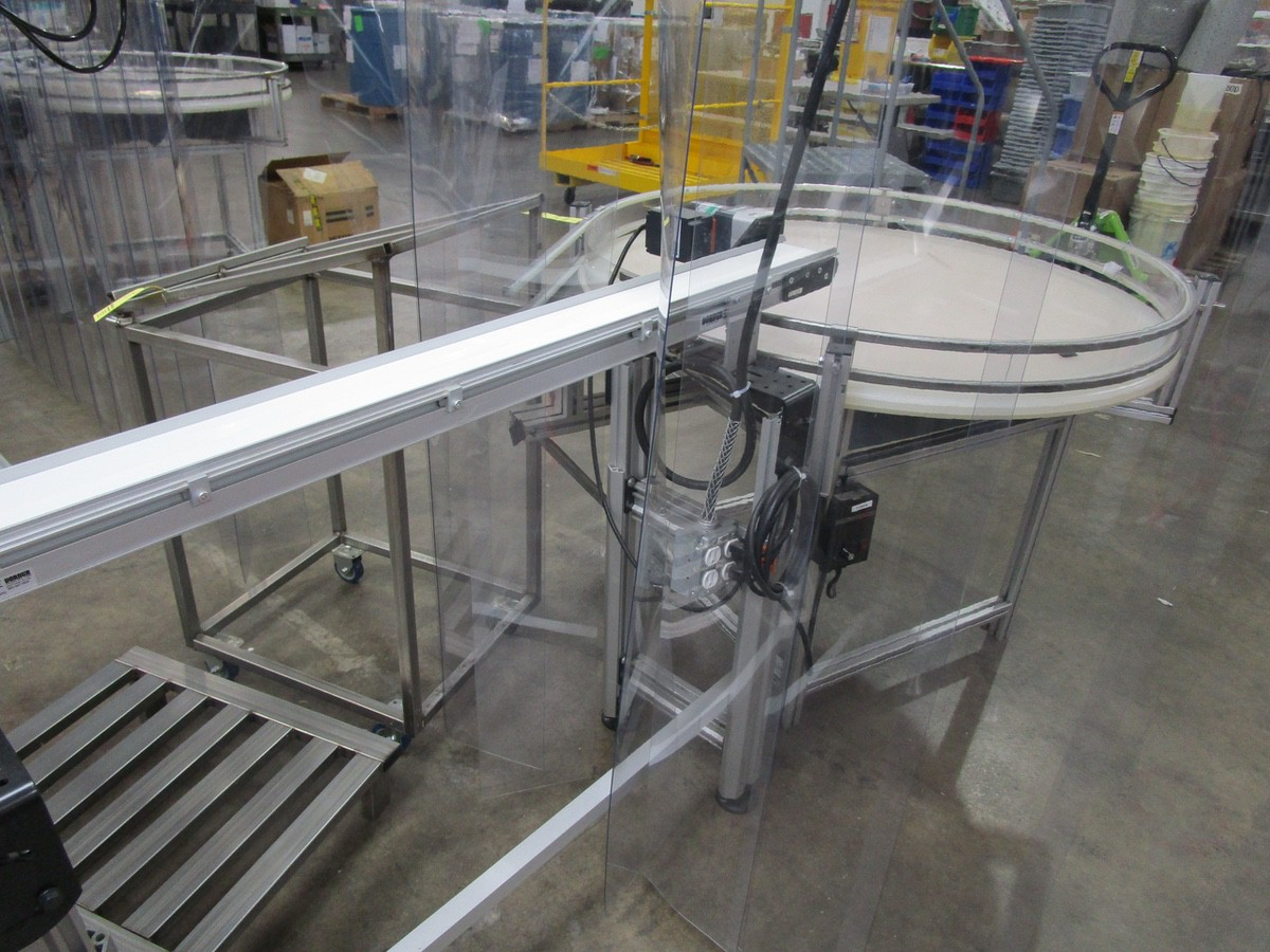 2012 JDA Packaging Equipment Super 30 Automatic 9-Pocket Hot Air Tube Filler s/n 230 | Rig Fee: $650 - Image 10 of 14