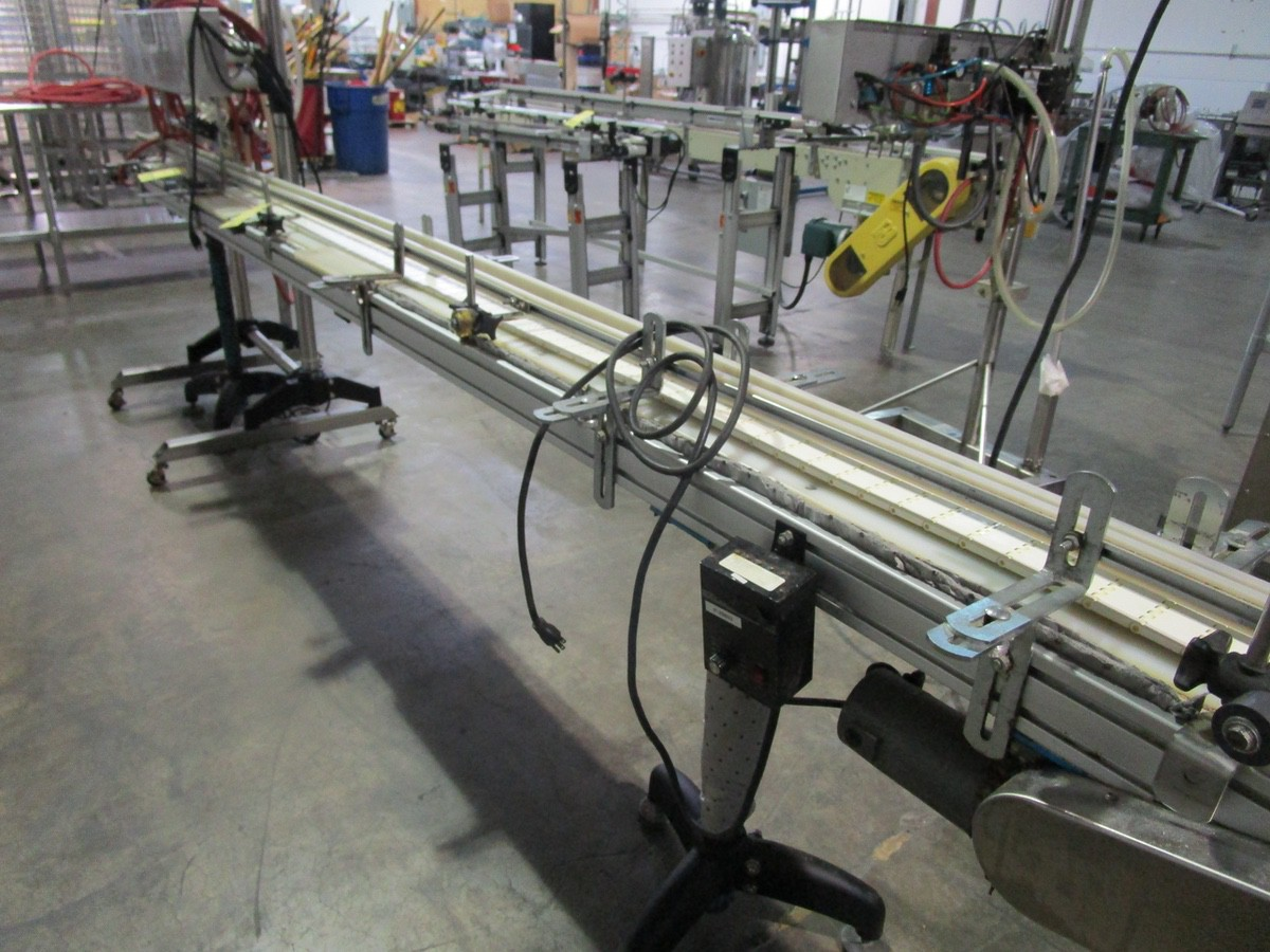 2004 Accutek AT/AP Perfume Production Line, Mini-Pinch 11-Head Filler s/n A-17-20132 | Rig Fee: $300 - Image 6 of 6