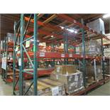 Bulk Lot for All Pallet Racking - Lots 35A - 35H - Subject to Piecemeal Lots 35A - | Buyer to Remove