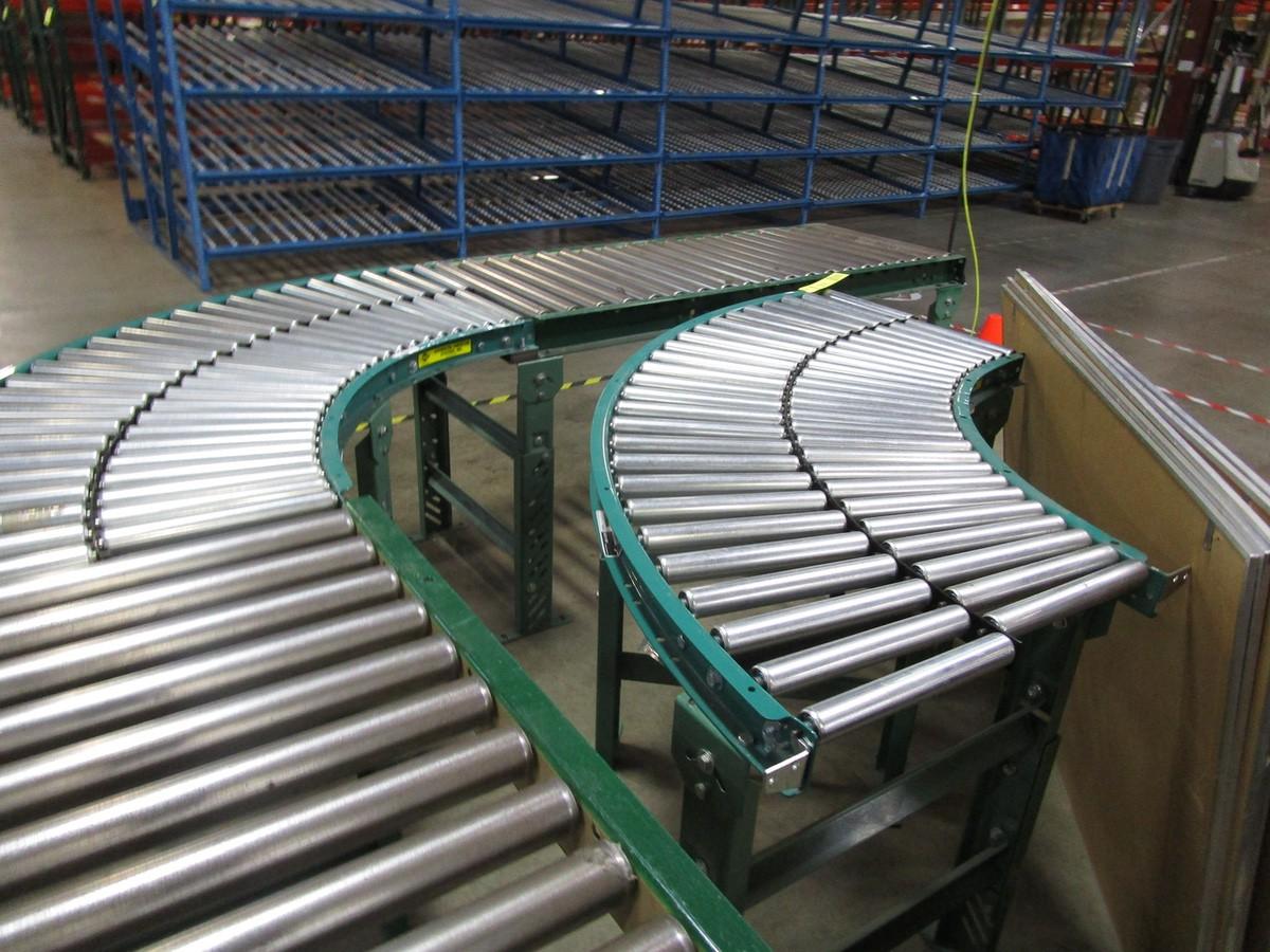 "18"" x 15' Power Conveyor with Roller Conveyor | Rig Fee: $100 - Image 6 of 6"