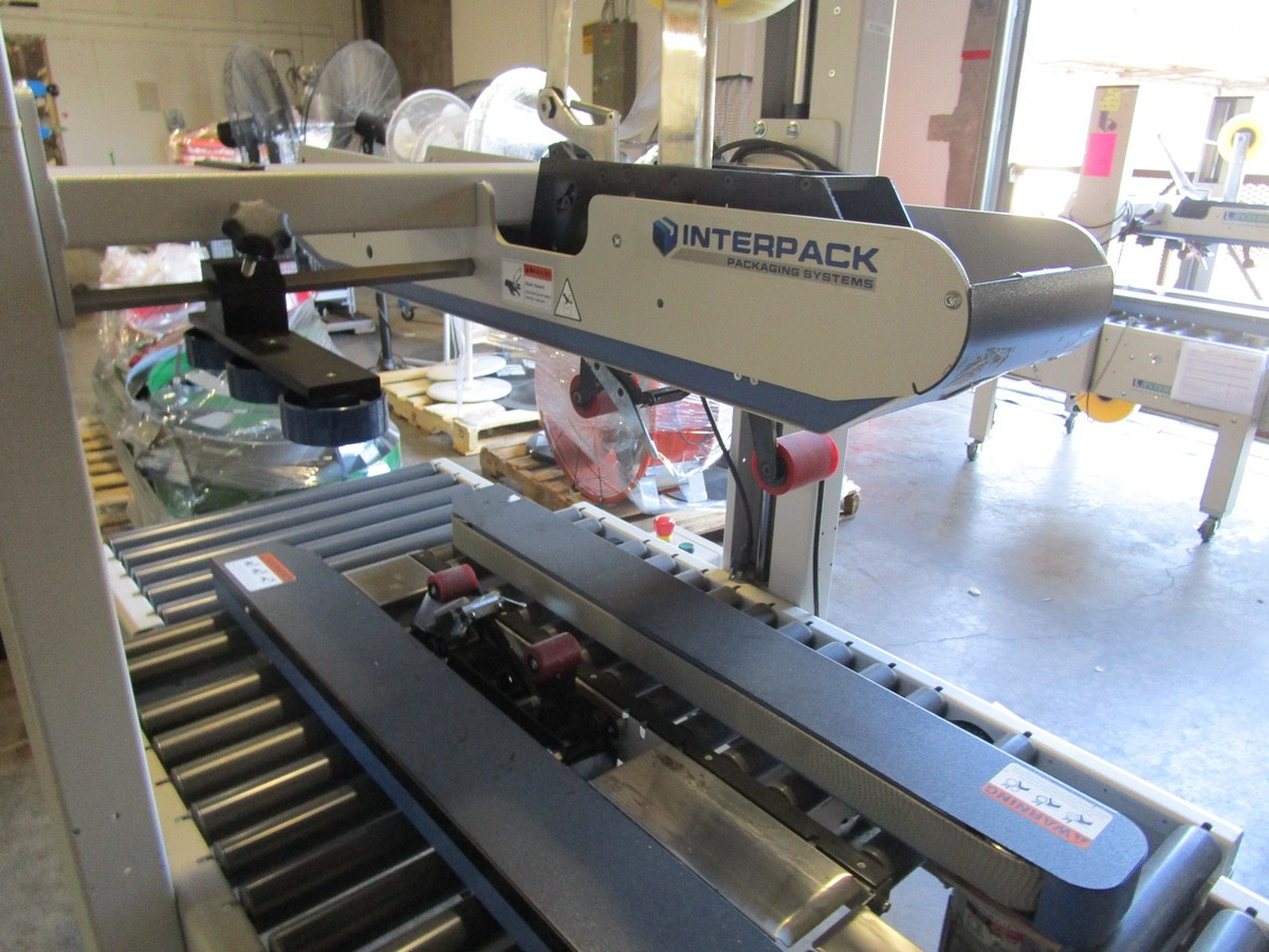 Interpack USA 2024-SB Top and Bottom Case Sealer s/nTM09414L051 | Rig Fee: $100 - Image 3 of 3