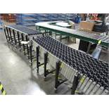 (2) Sections Best Flex Expandable Conveyor | Rig Fee: $50