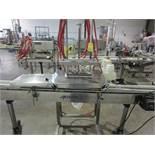 "2011 Accutek Spray Perfume Production Line, 4-Head Filler, Accutek 26-ST46-SAC 4.5"" | Rig Fee: $250"