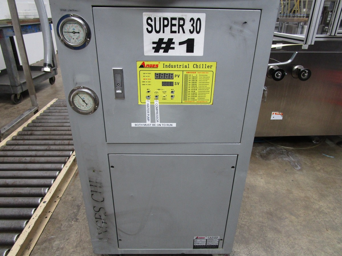 2012 JDA Packaging Equipment Super 30 Automatic 9-Pocket Hot Air Tube Filler s/n 230 | Rig Fee: $650 - Image 12 of 14