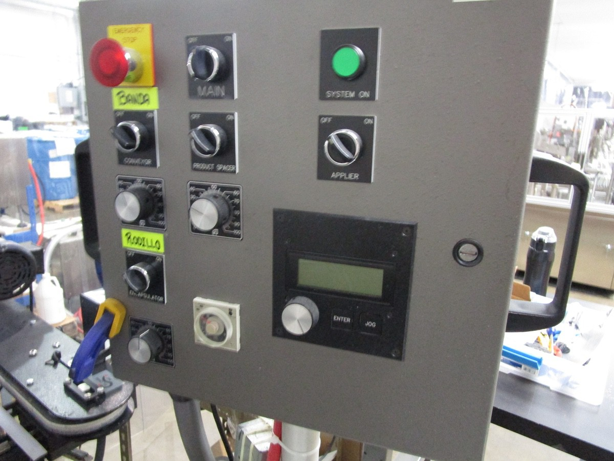 2017 Universal R320 Round Product Labeler s/n R320-06C-1142L, R.L. Craig Dual Side | Rig Fee: $50 - Image 2 of 8