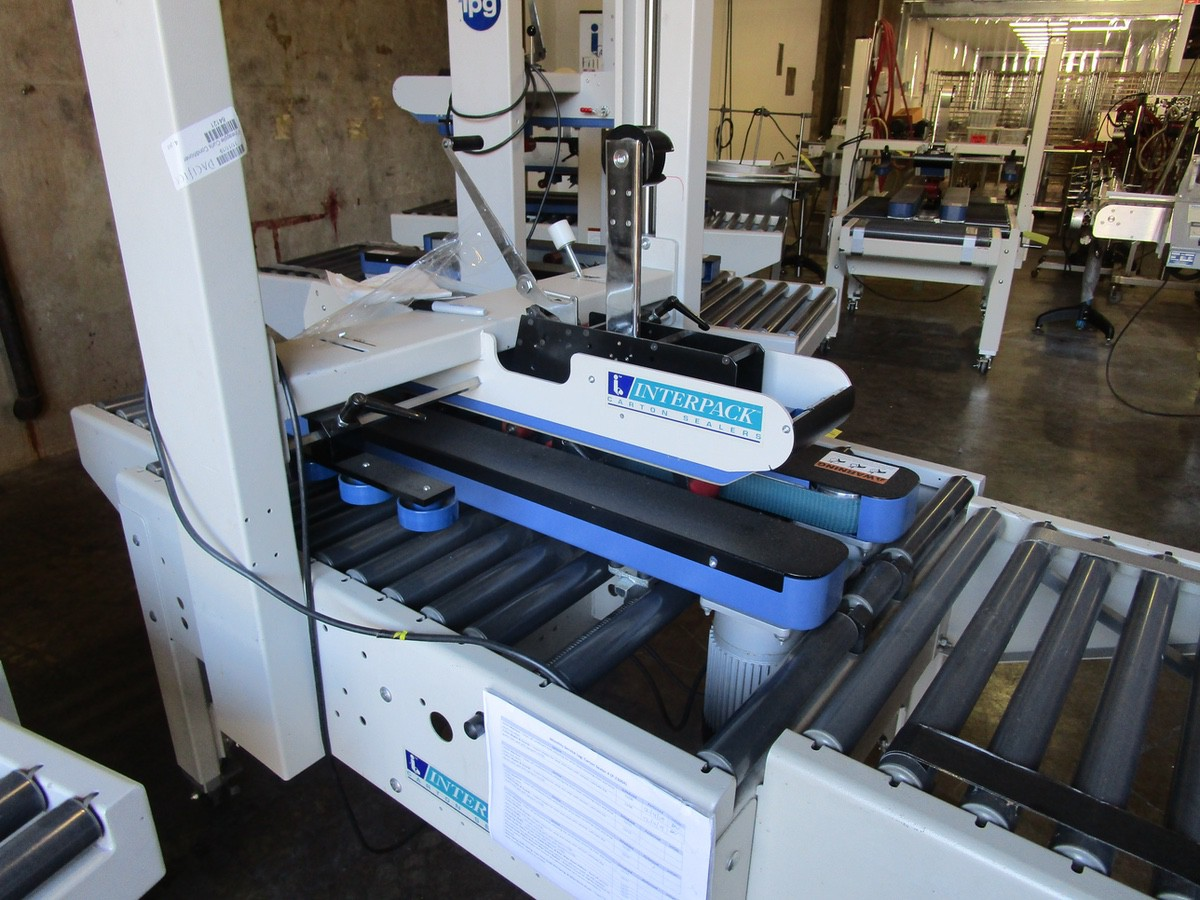 Interpack USA 2024-SB Top and Bottom Case Sealer s/nTM09406B011 | Rig Fee: $100 - Image 3 of 3