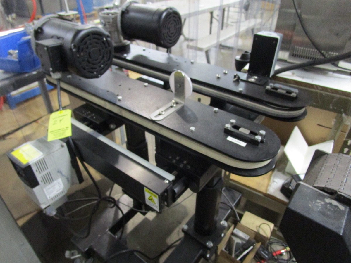 2017 Universal R320 Round Product Labeler s/n R320-06C-1142L, R.L. Craig Dual Side | Rig Fee: $50 - Image 8 of 8