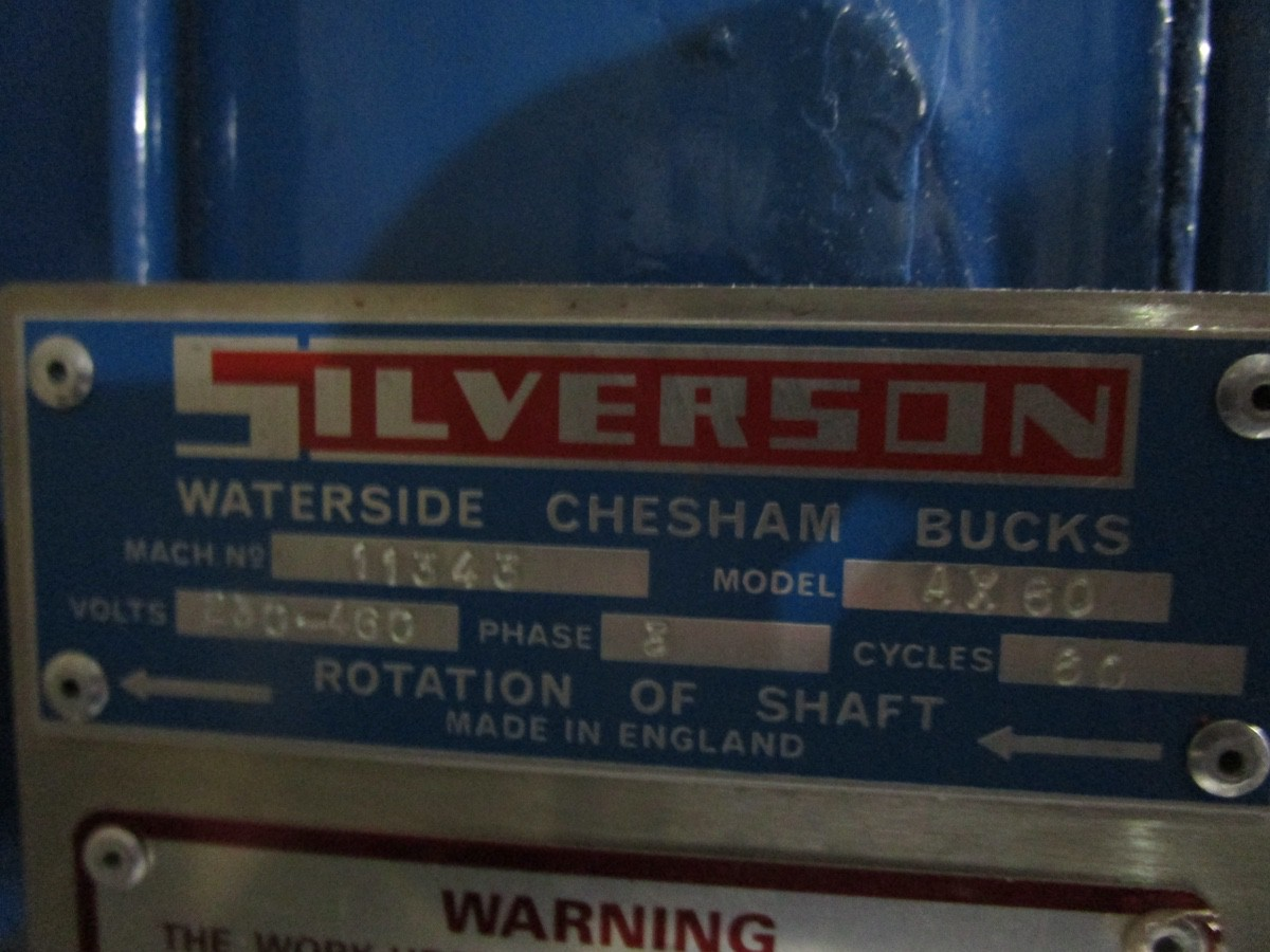 Tank & Silverson Mixer | Rig Fee: $50 - Image 5 of 8