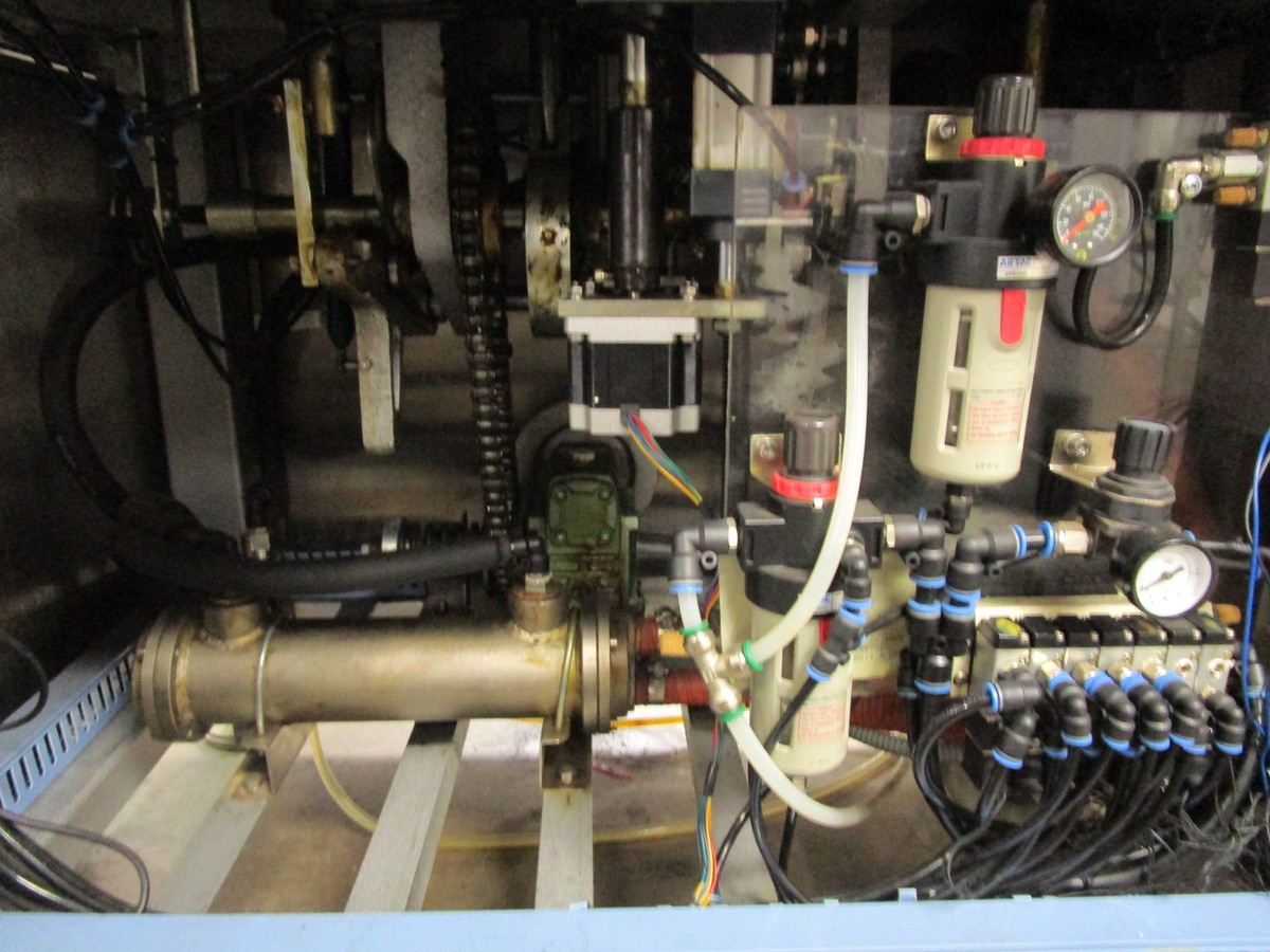 2011 TotalPacks TFS-100A Automatic Hot Air Tube Filler, s/n 5ML-250ML, Hopper & Part | Rig Fee: $650 - Image 6 of 12