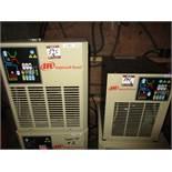 (2) Ingersoll Rand D54IN & D25IN-SR Dryers | Rig Fee: $175