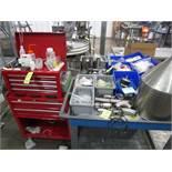 Hot Air Tube Filler Parts & Toolbox | Rig Fee: $50