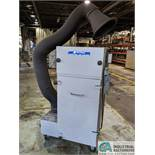 AIRFLOW PORTABLE INDUSTRIAL AIR CLEANER **RIGGING FEE DUE INDUSTRIAL SERVICES $50.00