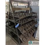 PUNCH TOOLING **RIGGING FEE DUE INDUSTRIAL SERVICES $100.00, PRICE VALID UNTIL 2/14**
