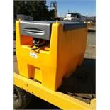 Unused 2020 60-Gallon Poly Diesel Fuel Tank,